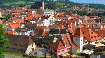 Групповая экскурсия из Праги в Чески-Крумлов