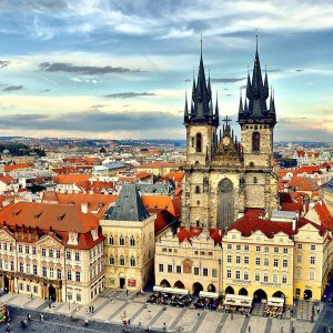 Прага для интровертов: большая обзорная прогулка