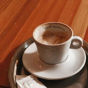 Прага сароматом кофе