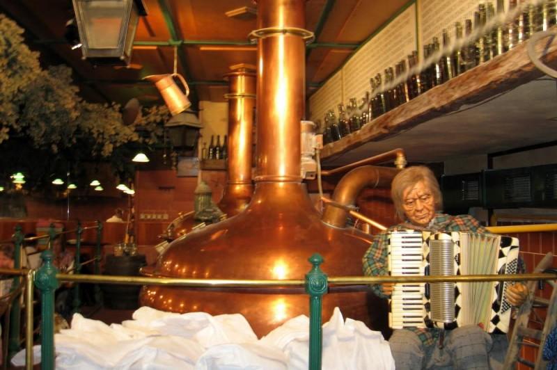 Пивная Новоместский пивовар - зал 4
