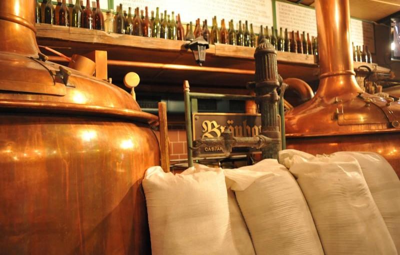 Пивная Новоместский пивовар 1