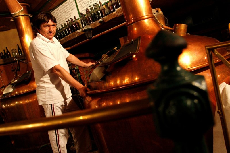 Пивная Новоместский пивовар 3