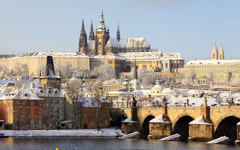 Рождество — волшебная сказка в Чехии