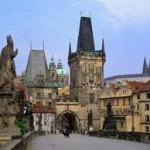 Прага в октябре
