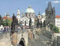 Туроператор по Праге