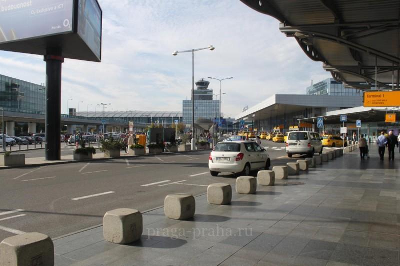 Аэропорт в Праге 2