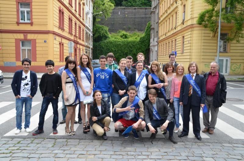 Первая чешско-русская гимназия 2