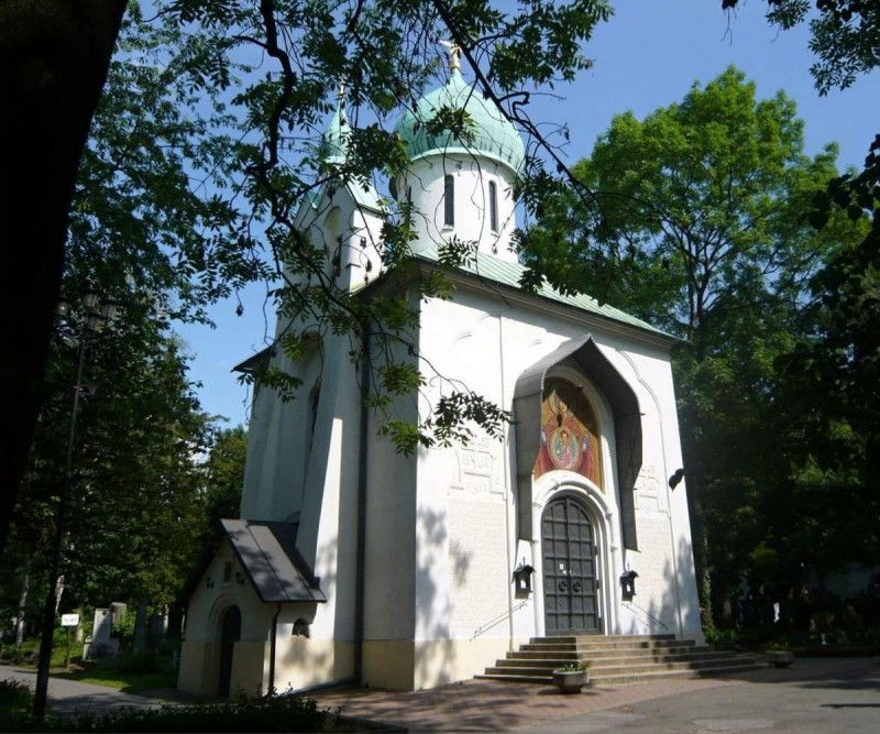 Православная церковь 3