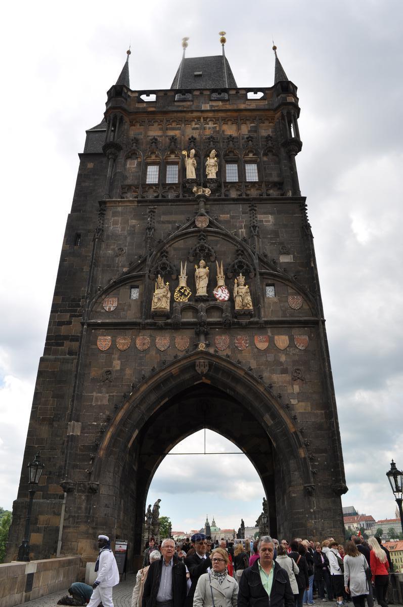 Староместская мостовая башня 2