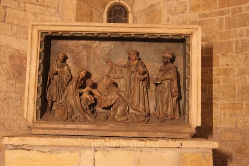 Базилика святого Иржи или Георгия 12