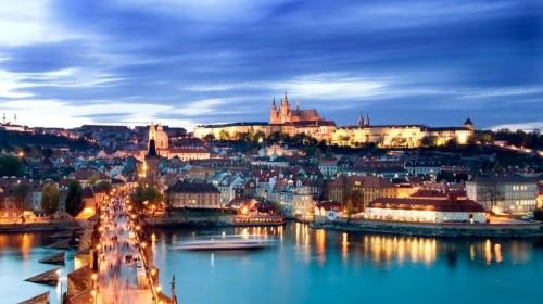 8 марта в Праге