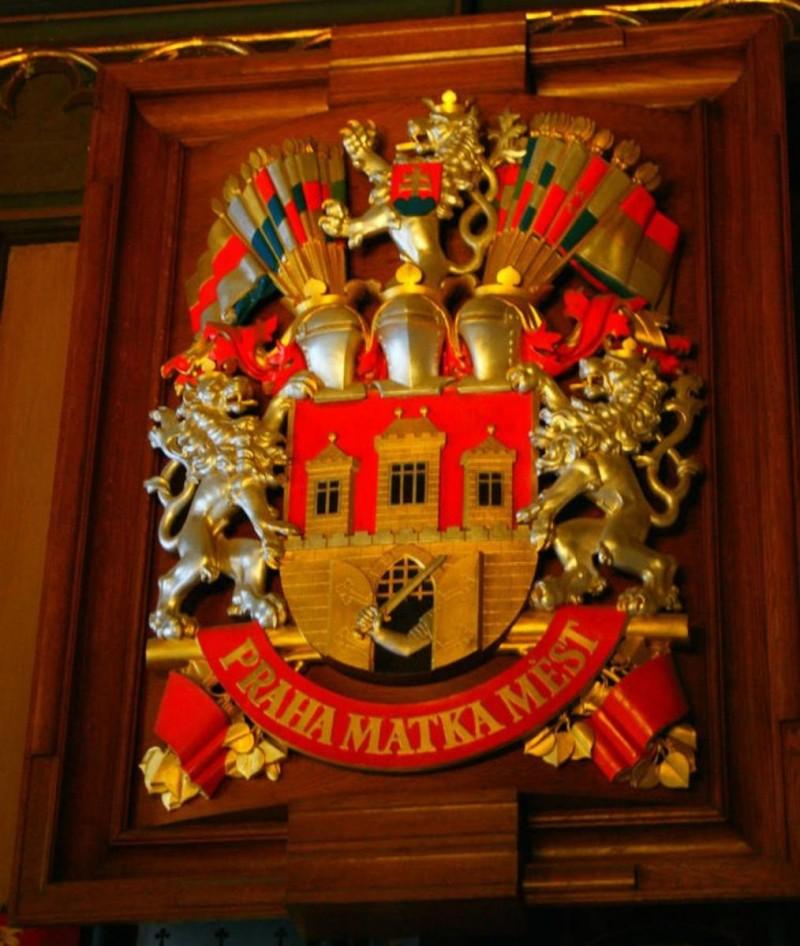 Герб Праги 3