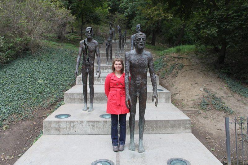Памятник жертвам коммунизма 6