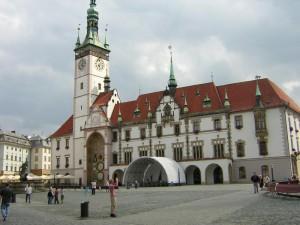 Информационый центр на Старой ратуше