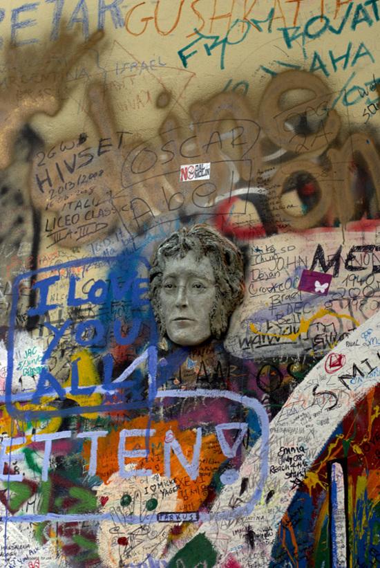 Стена Джона Леннона1