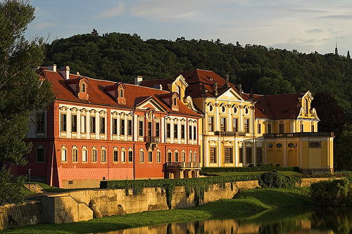Замок Збраслав2