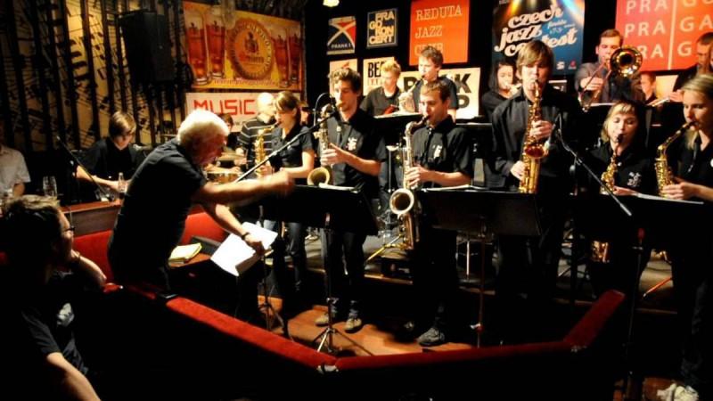 Клуб Reduta Jazz 7