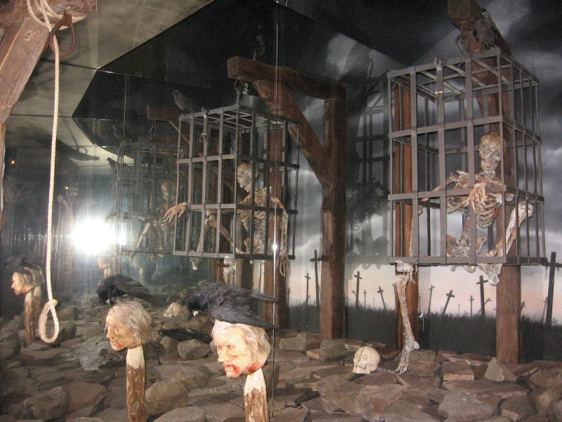 Музей пыток 13