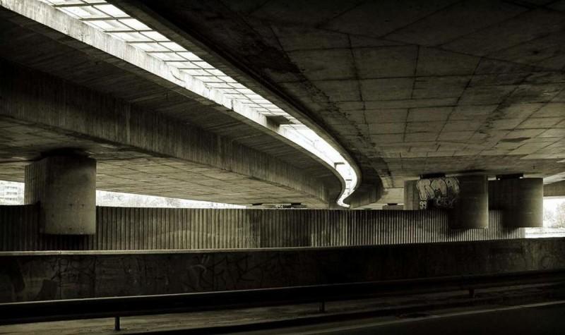 Баррандовский мост 3