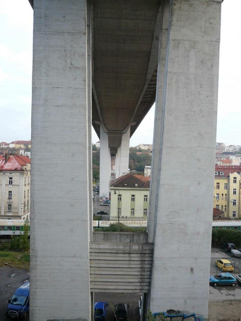 Нусельский мост 3