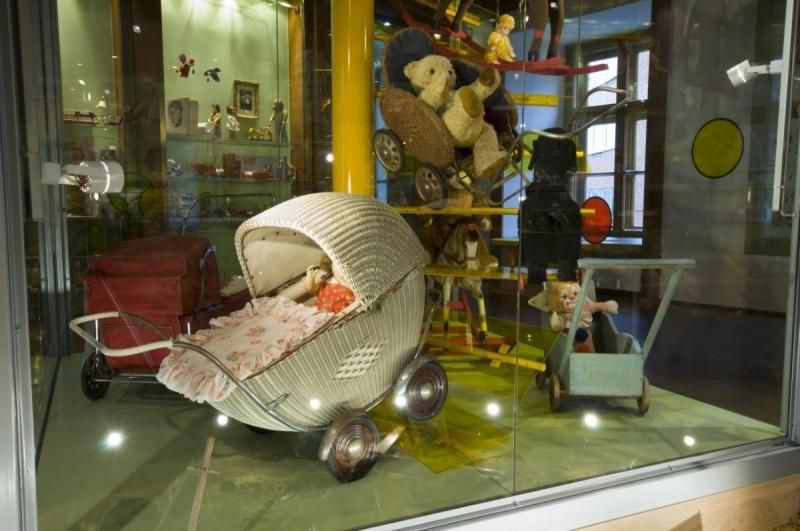 Музей игрушек в Праге 1