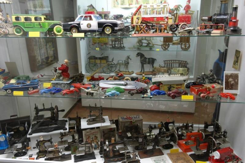 Музей игрушек в Праге 3
