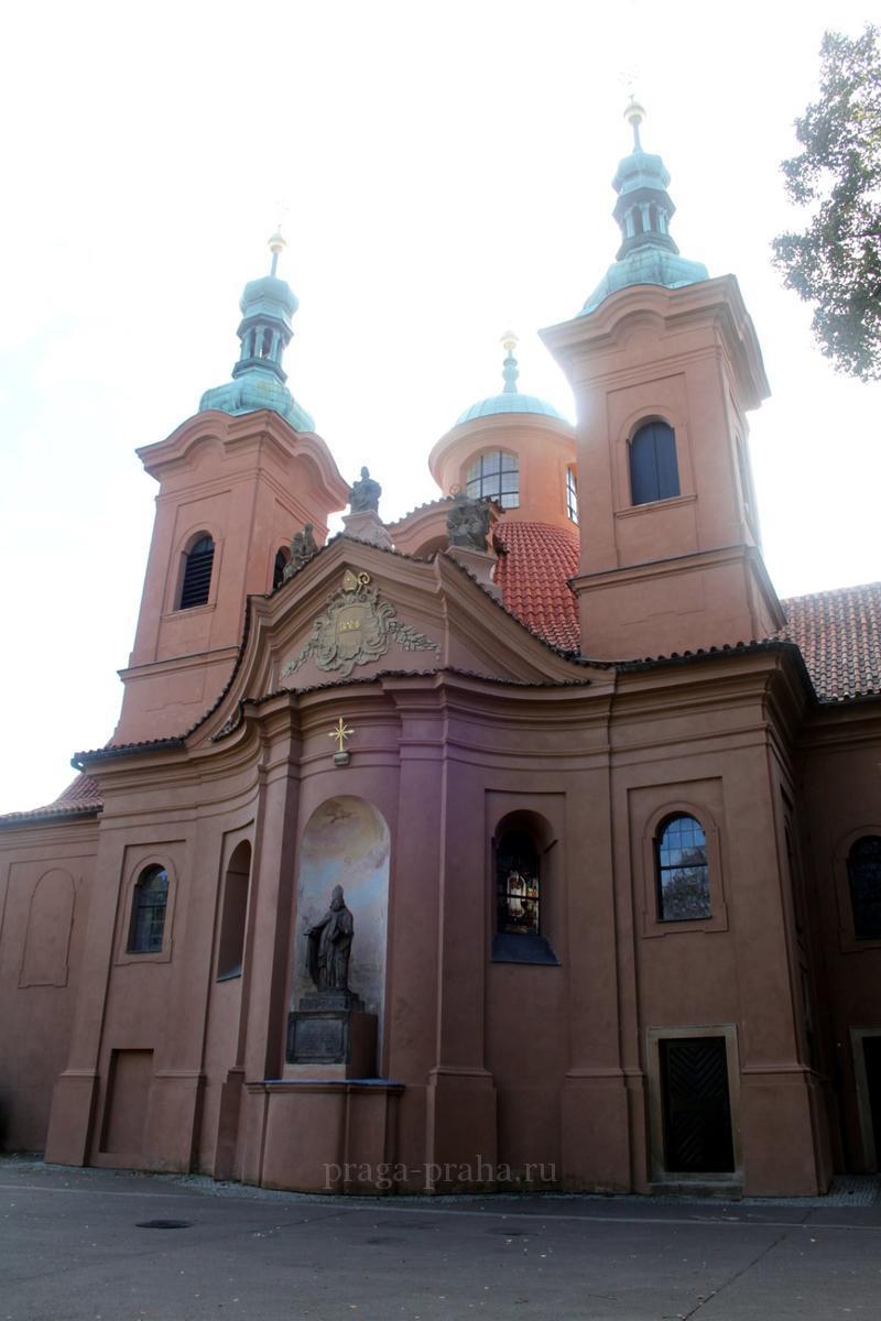 Костёл Святого Лаврентия