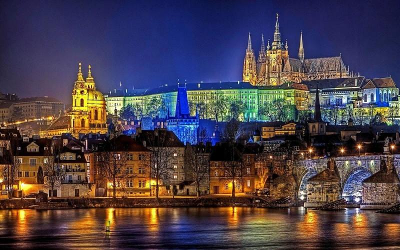 Новый Год в Праге 2