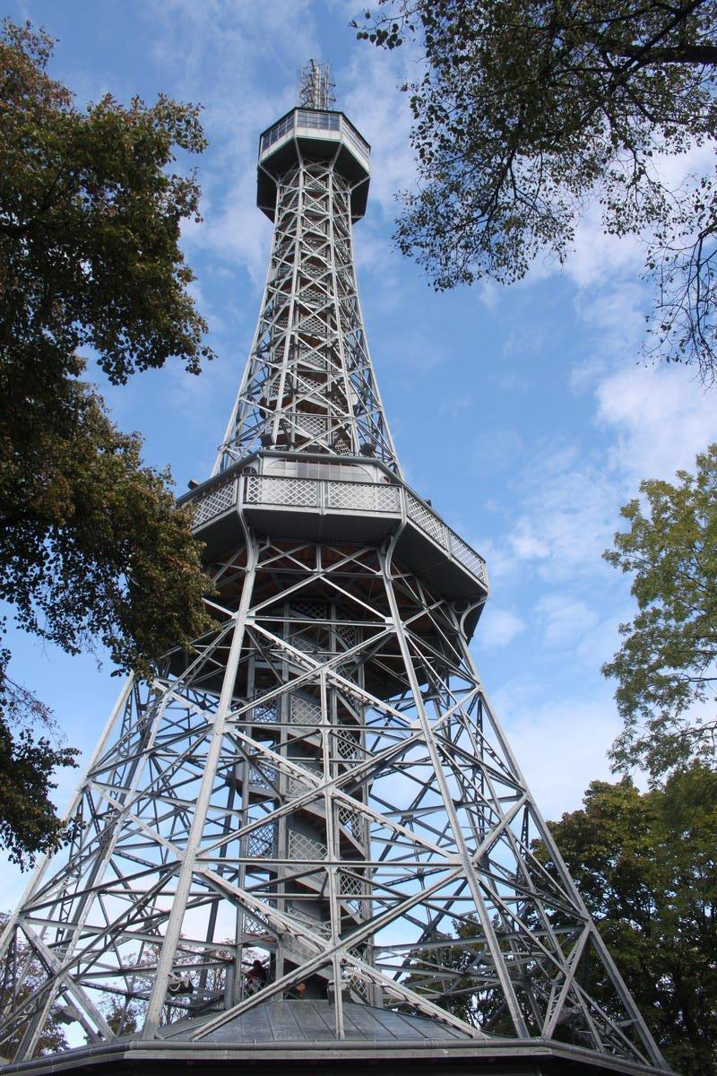 Петршинская башня 4