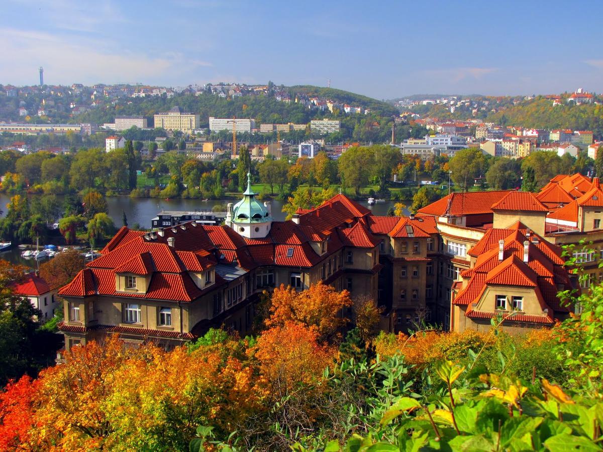Картинки чехии осенью