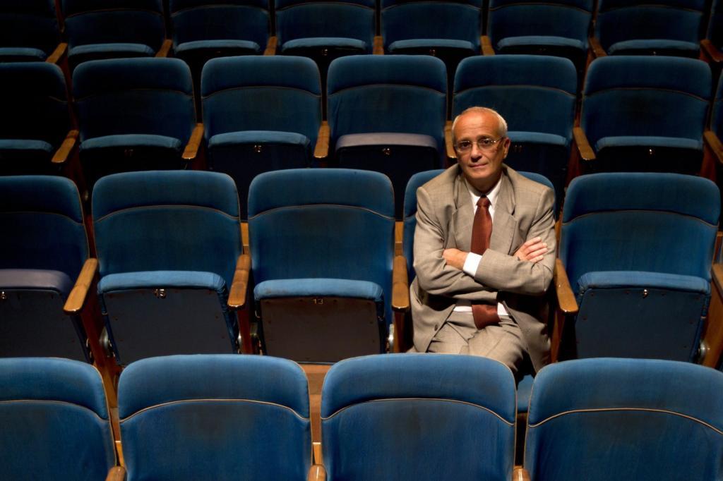 Национальный театр Праги - Ян