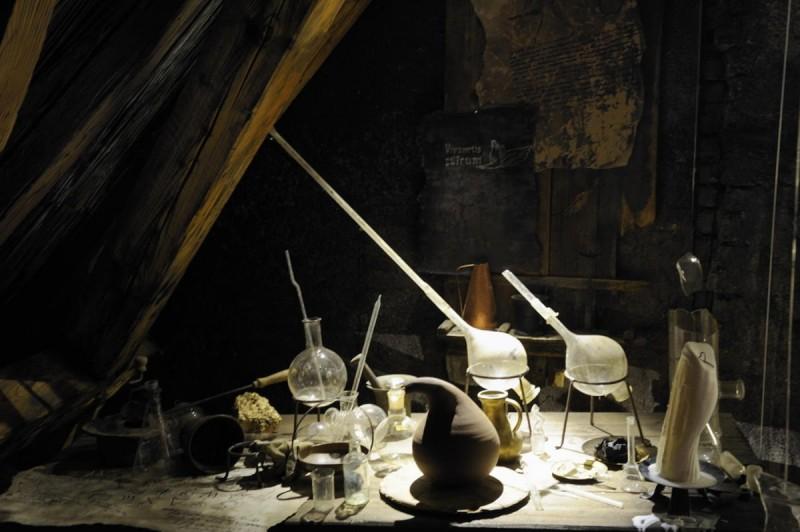 Музей алхимиков и магов 10