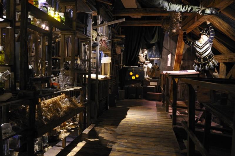 Музей алхимиков и магов 15