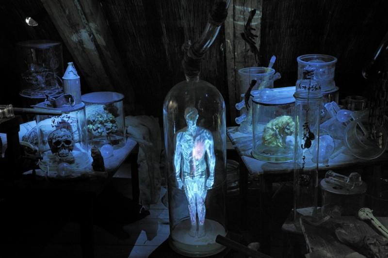 Музей алхимиков и магов 7