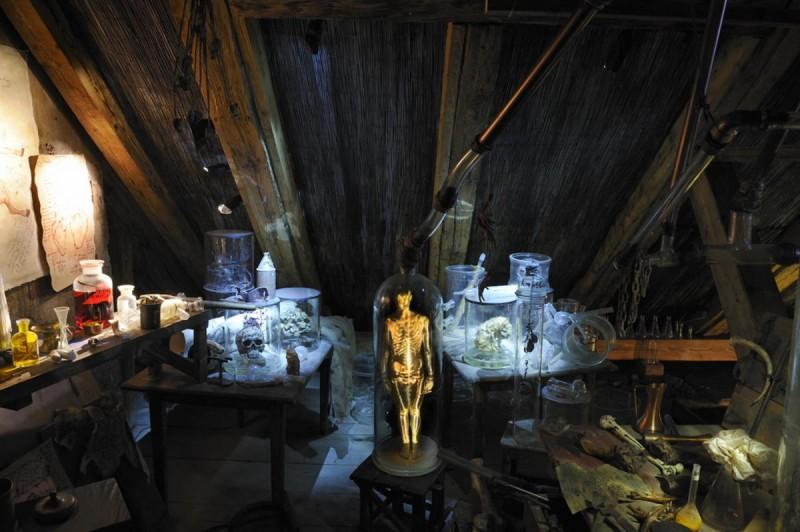 Музей алхимиков и магов