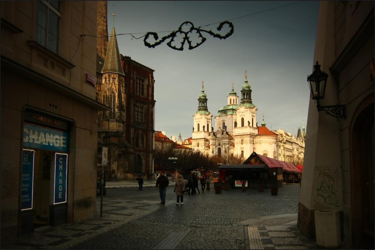 Собор Святого Николая в старом городе