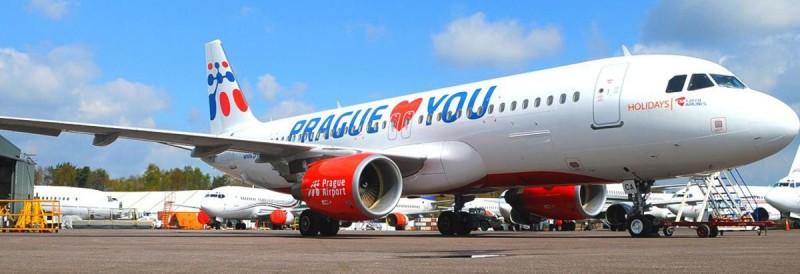 До Праги из Москвы на самолете