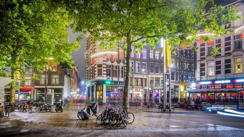 Как добраться из Праги в Амстердам 1