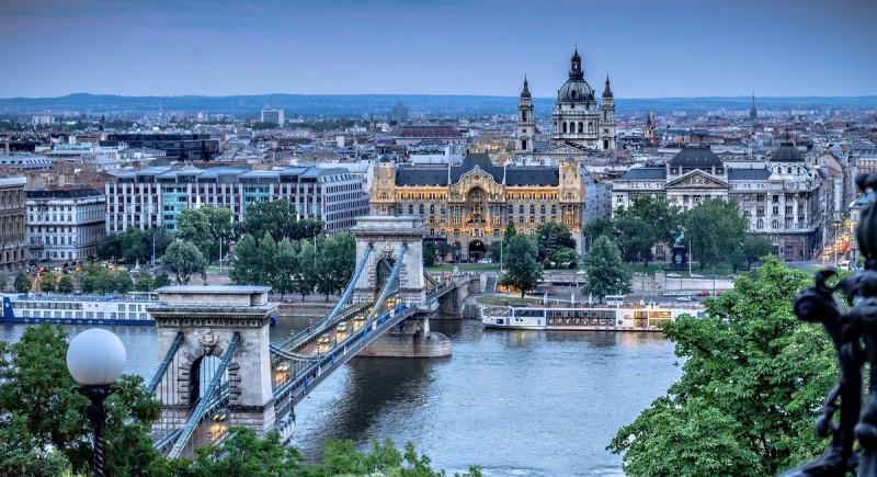 Как добраться из Праги в Будапешт 1