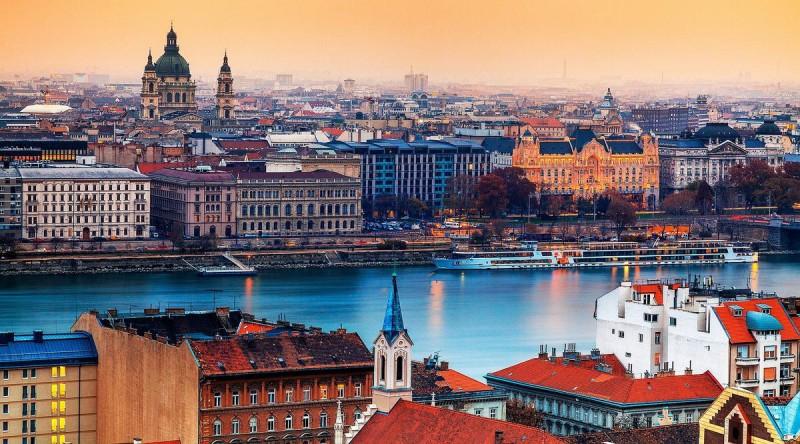 Как добраться из Праги в Будапешт 2