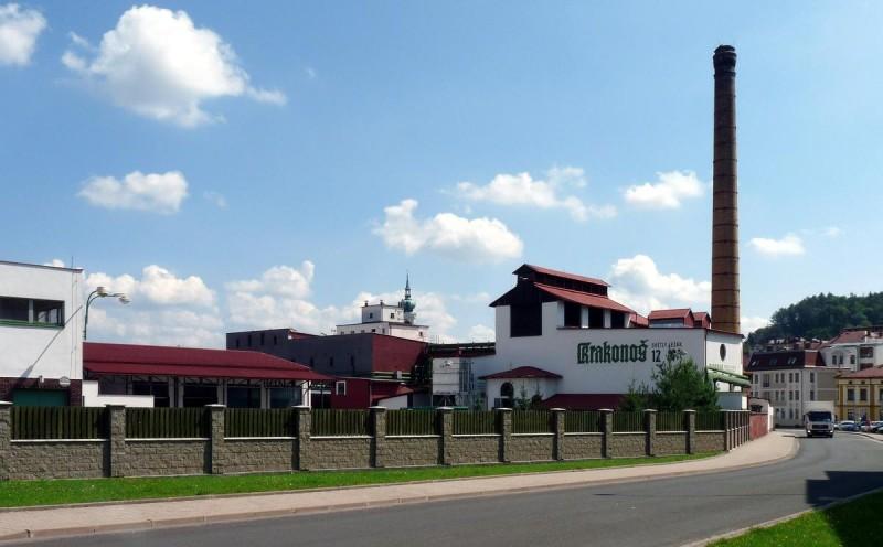 Пивоварня Краконош 4