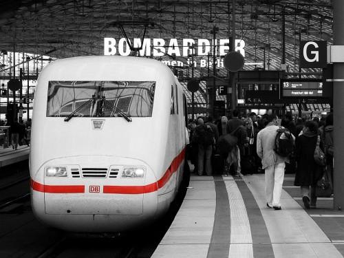 Поезда из Берлина в Прагу
