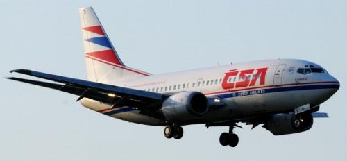 Самолетом из Берлина в Прагу