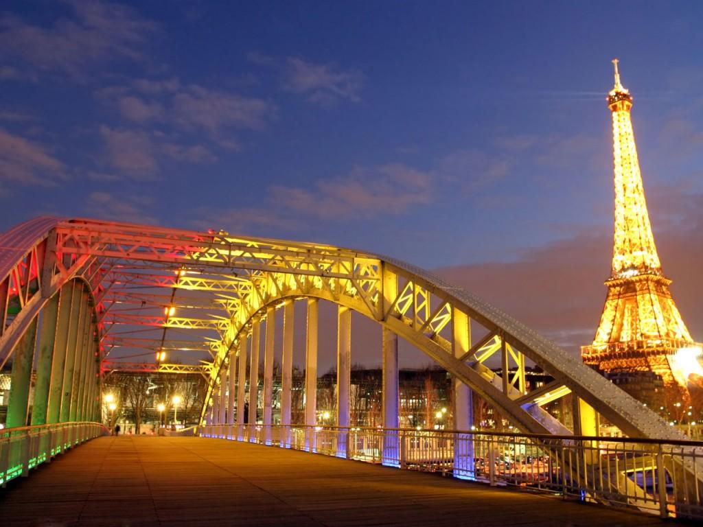 из Праги в Париж