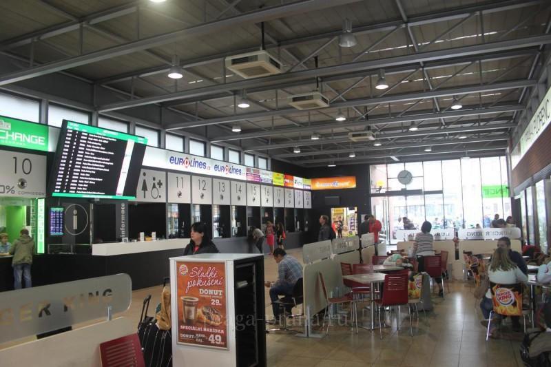 Автовокзал Флоренц 32