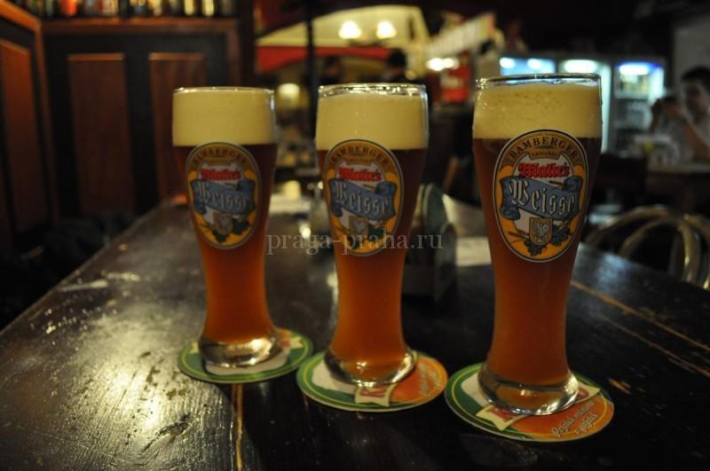 Тяжелые времена - пшеничное пиво