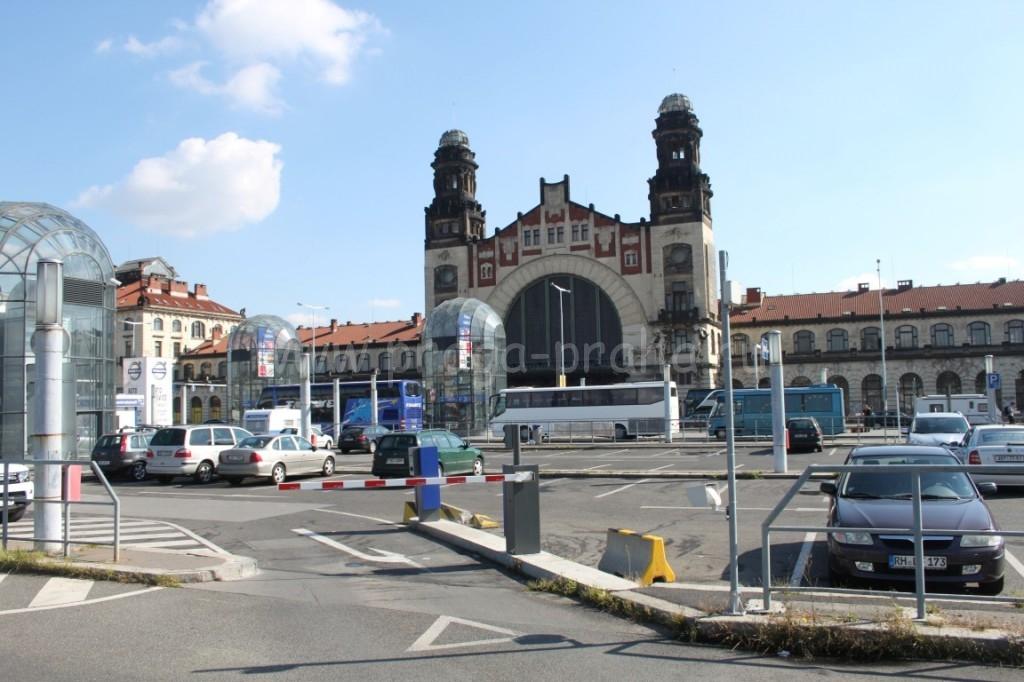 Главный ж/д вокзал