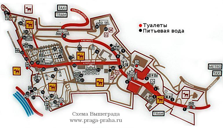 vishegrad-map