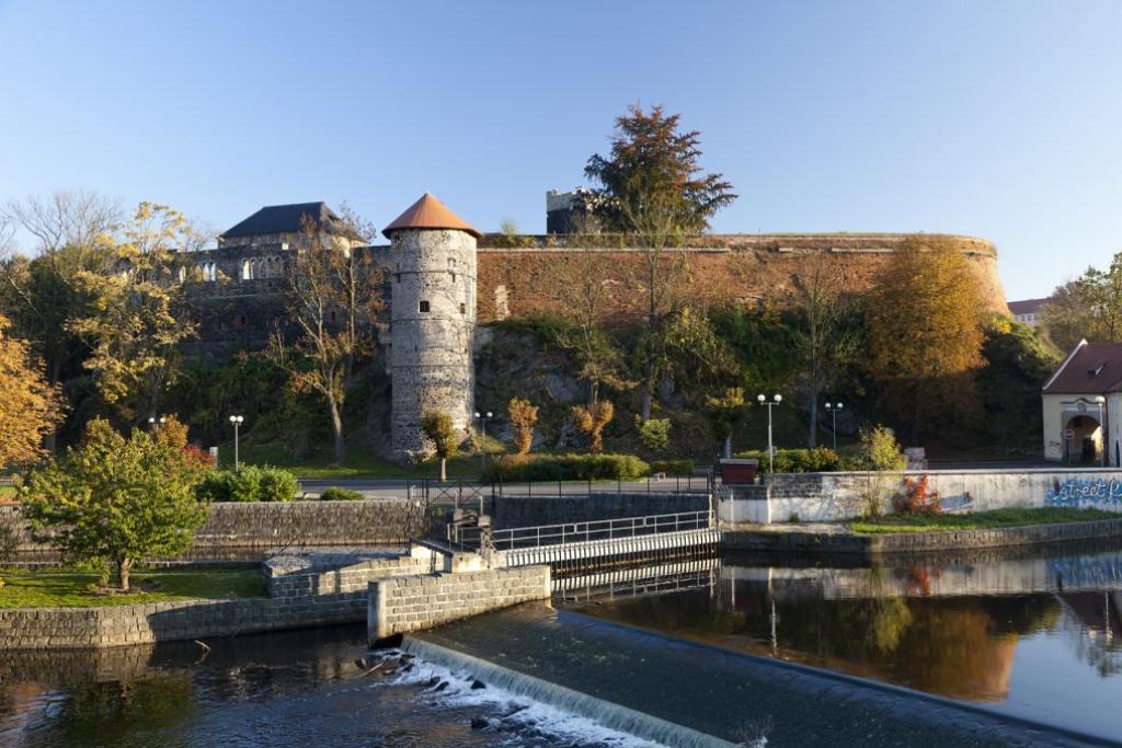 Замок Хеб