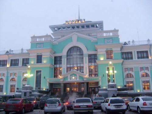 Как добраться из Омска в Прагу на поезде
